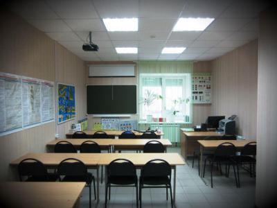 класс на Петрищева,35